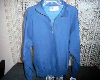 Vintage RUSSELL ATHLETIC SWEATSHIRT Medium still with tags on it