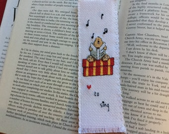 Bookmark - Mouse Singing