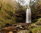 Hendryd Waterfalls