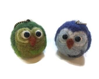 Owl Key ring(フクロウのキーホルダー)