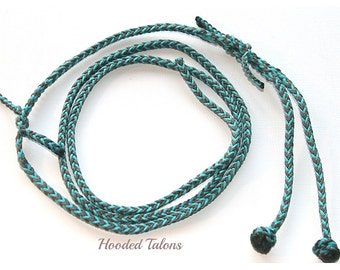 Braided falcon tethering sets