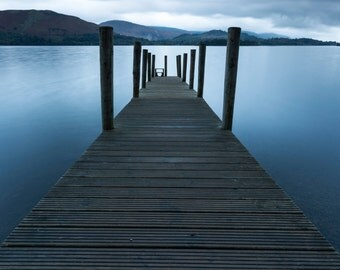 Derwent Water Jetty