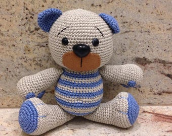 Crochet Tummy Teddy,Gifts for Girls,Gifts for Boys,Children Toys,Easter Gifts,Amigurumi,Baby toy,Love Birthday,Christmas,Valentine's Day