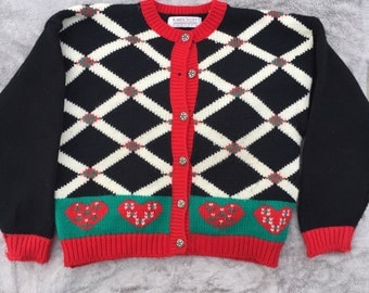 Woof! An ugly Christmas sweater