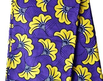 6 Feet of Togo African Print Fabric