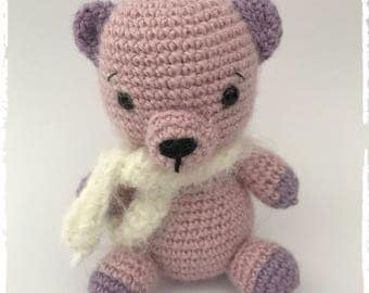 Little bear crochet