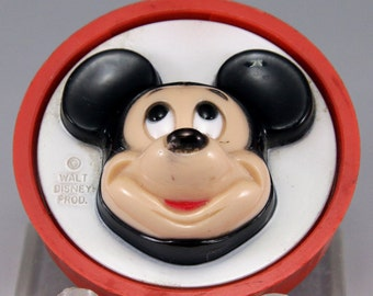 Mickey Mouse, Vintage Disney, Night Light, Works, Classic Mickey Mouse, Mid Century Disney