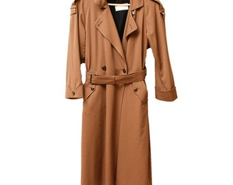 Vintage Jones New York Women's Trench Coat