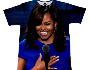 iTrendy Michelle Obama Tshirt