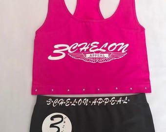 Echelon Appeal Sleep/Activewear Set