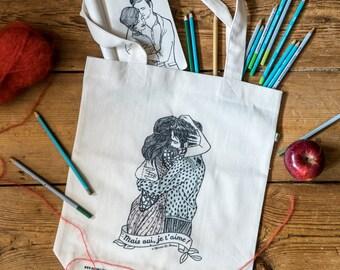 Tote Bag THE ROMANTICS