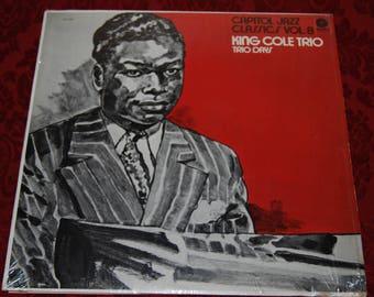 Nat King Cole Trio Vintage Vinyl Album