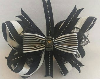 5-inch boutique bow