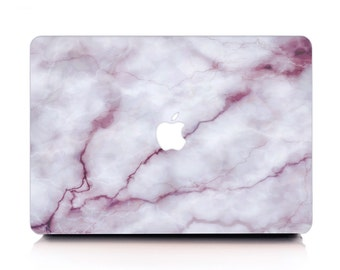Pink Storm Marble MacBook Case, MacBook Hard Case, MacBook Air Protection, MacBook Pro 2016 Touch Bar Case, MacBook Pro Retina Hard Case
