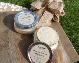 SALE Sugar Scrub for Men - Skin Care for Men - Gifts for Men - Man Scrub