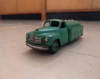 Vintage dinkey toy 1950s fuel truck