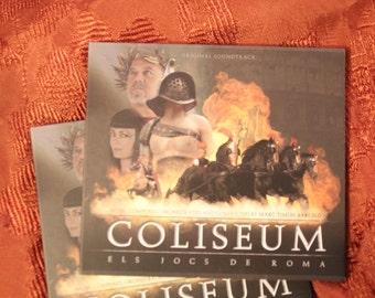 """CD COLISEUM """"Els jocs of Rome"""""""