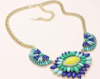 Beaded fashion Necklace Set