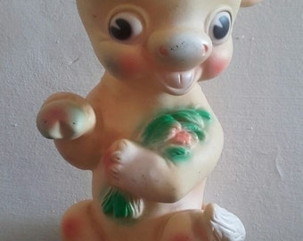 Vintage rubber doll