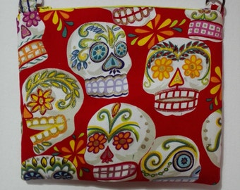 Sugar Skull bag big network