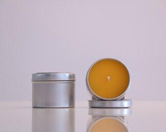 La Mojie Candle - Mimosa Mandarine - 100% Natural