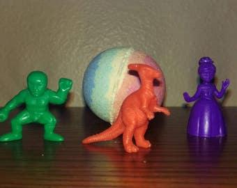 Kids Bath Bomb with Toy