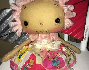 Raggedy Ann Ice Cream Shoppe Doll
