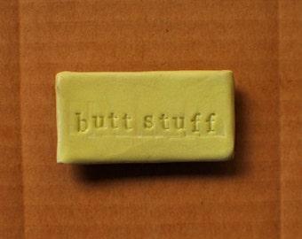 Butt Stuff // Ceramic Fridge Magnet