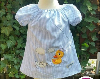 Blouse for girls (sample images)