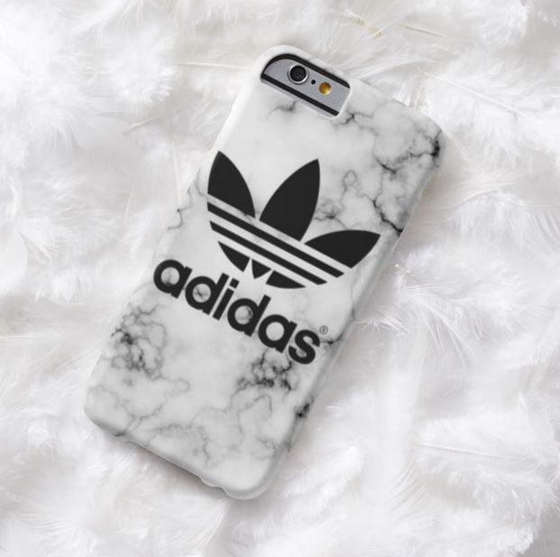 Marble Adidas Iphone Case Iphone 7 7plus Iphone 4s 5 5c 5s 6