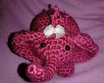 Penelope the elephant