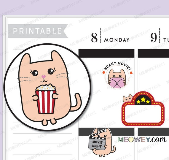 Meowey The Cat Movie Night Time Stickers Kawaii Decorative. Wall Sticker Stickers. Pre K Graduation Banners. Buy Custom Signs. Windows 2003 Logo. Guitar Body Decals. Christmas Blog Banners. Ocean Theme Murals. Trick Or Treat Signs