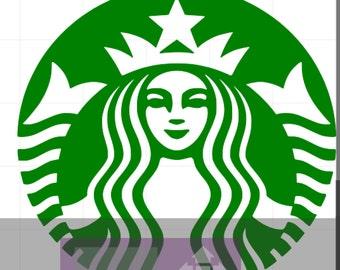 Starbucks Vinyl Decal Sticker