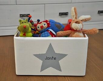"Toy box ""Stars"""