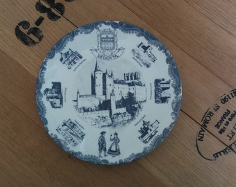 SALE!  Decorative Plate, Segovia Souvenir