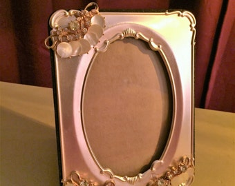 Picture Frame, Small Jeweled