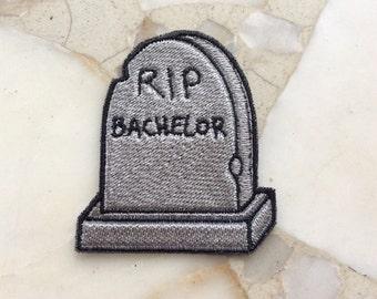 bachelor gravestone patch !