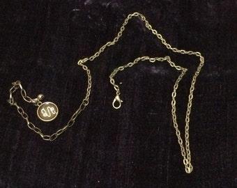 aune's original necklace chain 2016