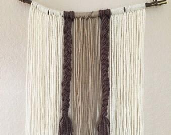 Yarn Tapestry