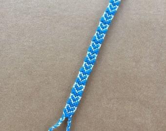 Heart friendship bracelet