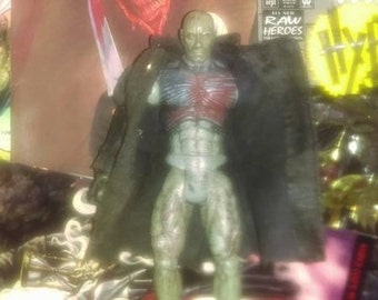 Vintage Resident Evil 2 Mr. X figure