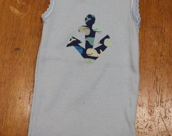 Whale of a Time Singlet
