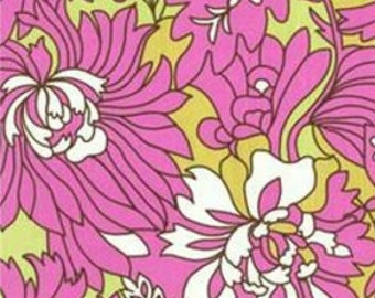 AB34 Rose by Amy Butler Daisy Chain Wild Flowers