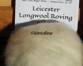 Leicester Longwool Roving...
