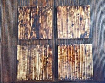 Burned Coasters