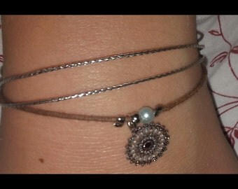 String Sun bracelet