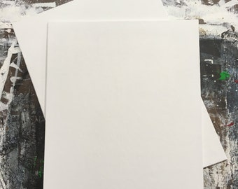 Two 9x12 Primed Watercolor Canvas Panels