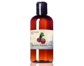 Berry and Bay Body Wash