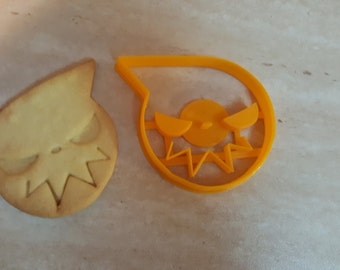 Cookie cutter soul eater