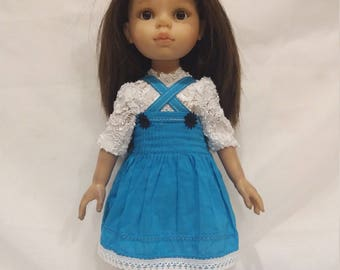 Dress  for doll Paola Reina